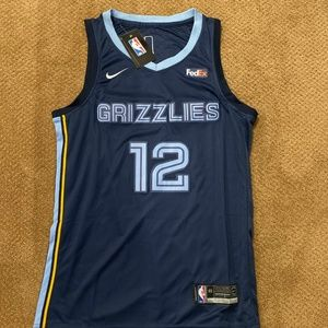 Ja Morant Memphis Grizzlies NIke Jersey